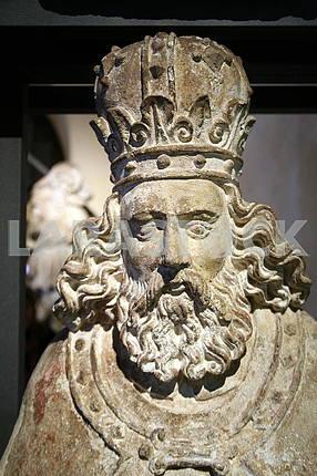 St.Ladislaus,king of Hungary and Croatia,11th.century