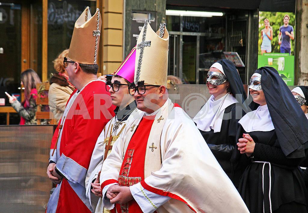 Carnival in Zagreb,Croatia,22 — Image 52560