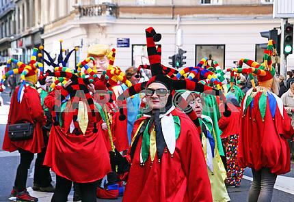 Карнавал в Загребе, Хорватия, Европа, 29