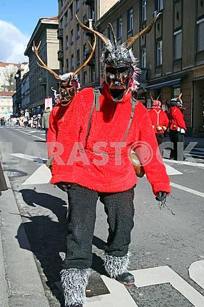 Carnival in Zagreb,Croatia,Europe,34