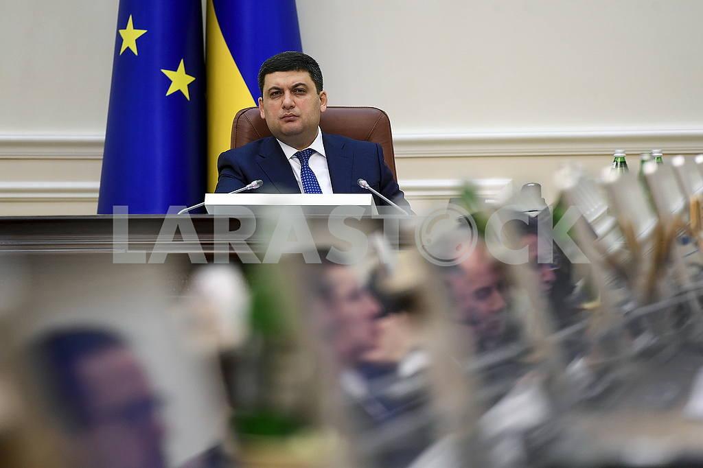 Prem'er-Minister of Ukraine Volodymyr Groisman — Image 52762