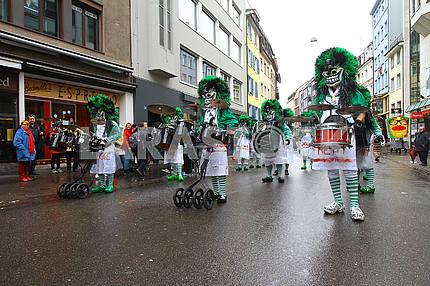Carnival in Basel