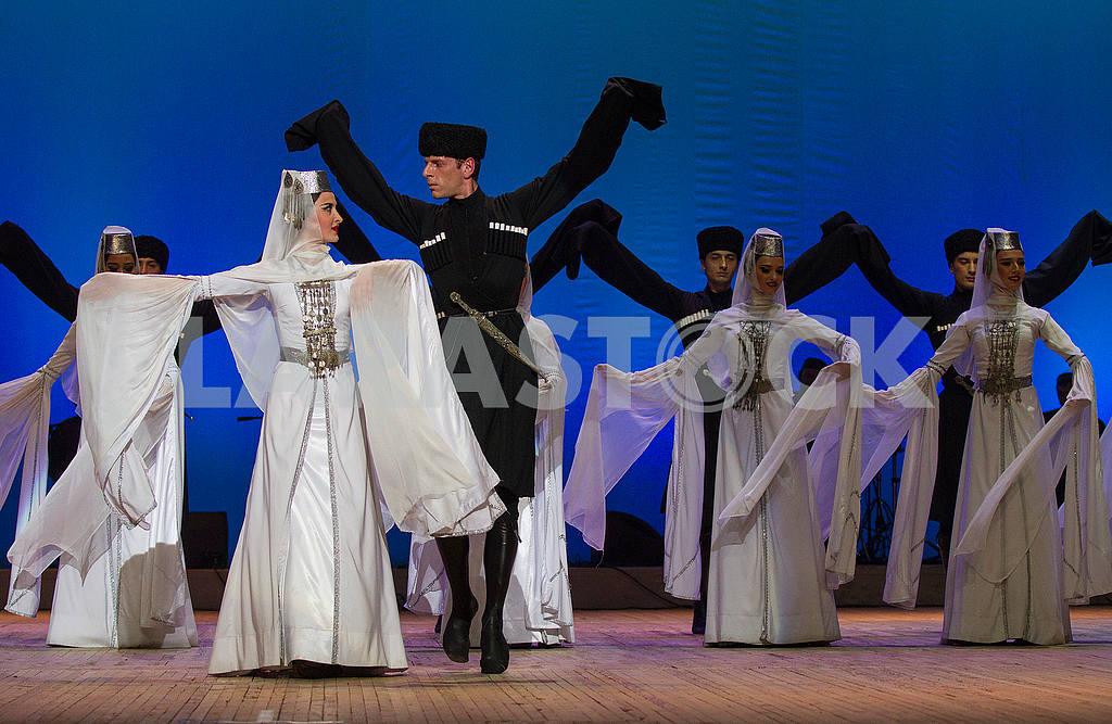 Dance ensemble Sukhishvili — Image 52797