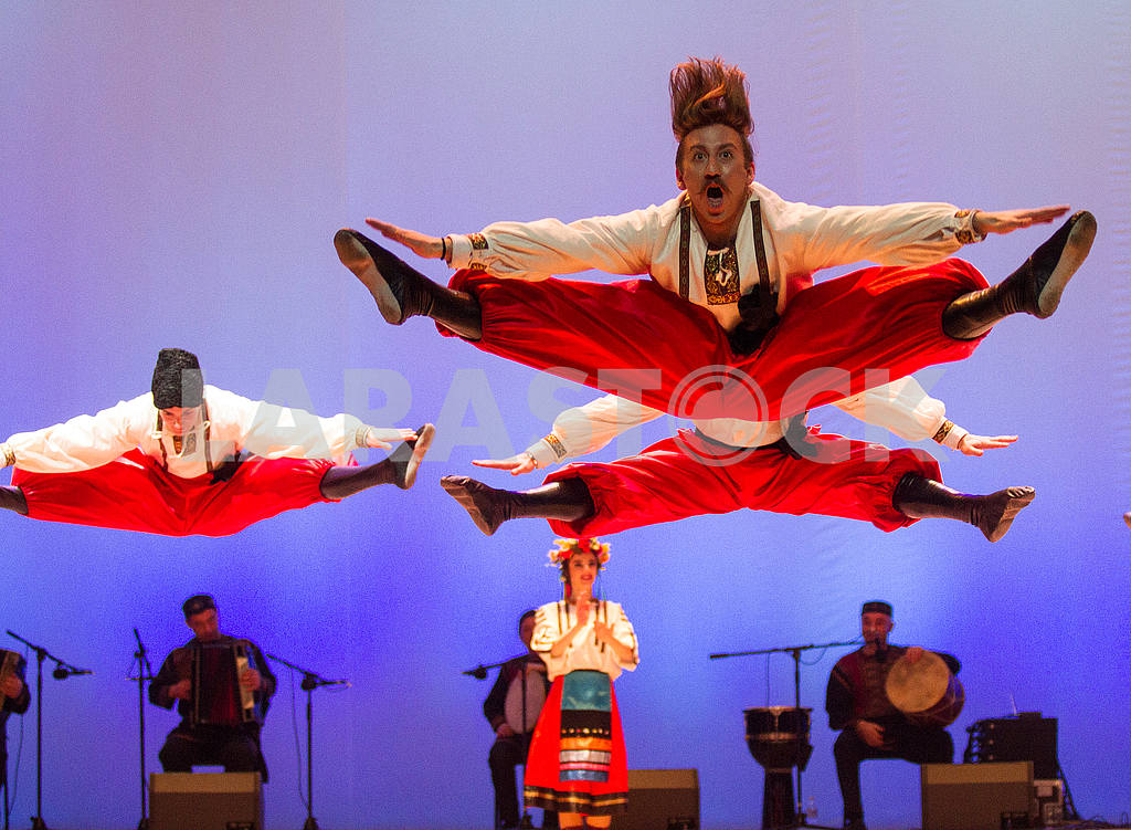 Dance ensemble Sukhishvili — Image 52800
