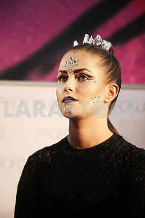 Days of Beauty and Fitness,Stardust make-up contest,Zagreb,Croatia,32