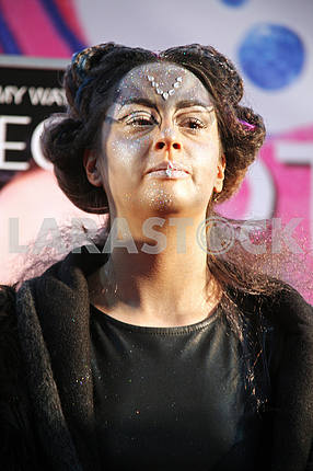 Days of Beauty and Fitness,Stardust make-up contest,Zagreb,Croatia,33
