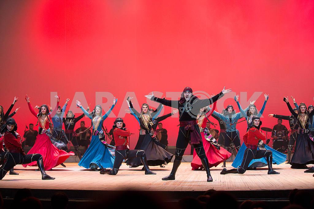 Dance ensemble Sukhishvili — Image 52836