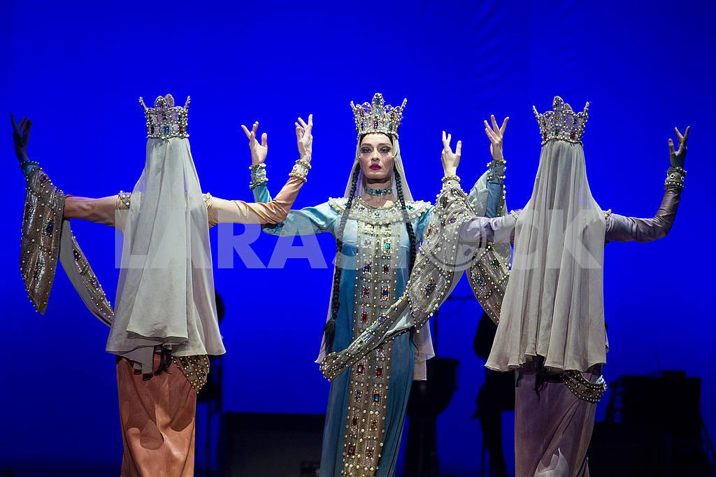 Dance ensemble Sukhishvili — Image 52856