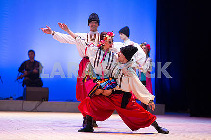 Dance ensemble Sukhishvili