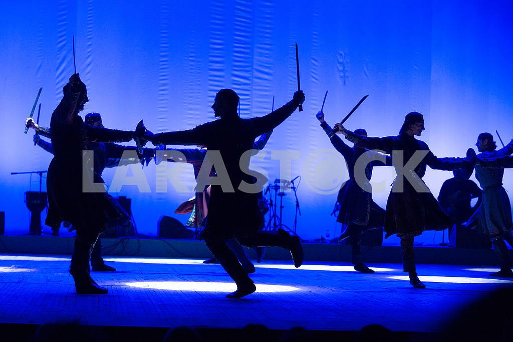 Dance ensemble Sukhishvili — Image 52871