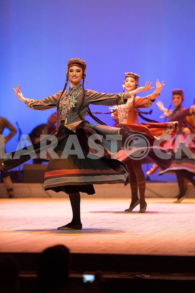 Dance ensemble Sukhishvili — Image 52872