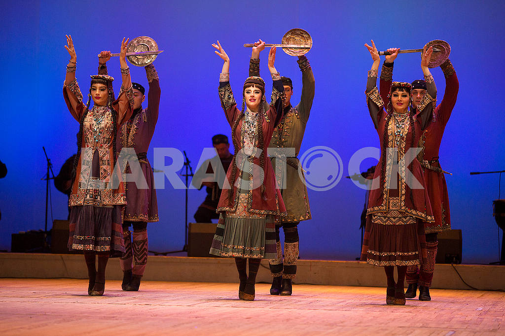 Dance ensemble Sukhishvili — Image 52873