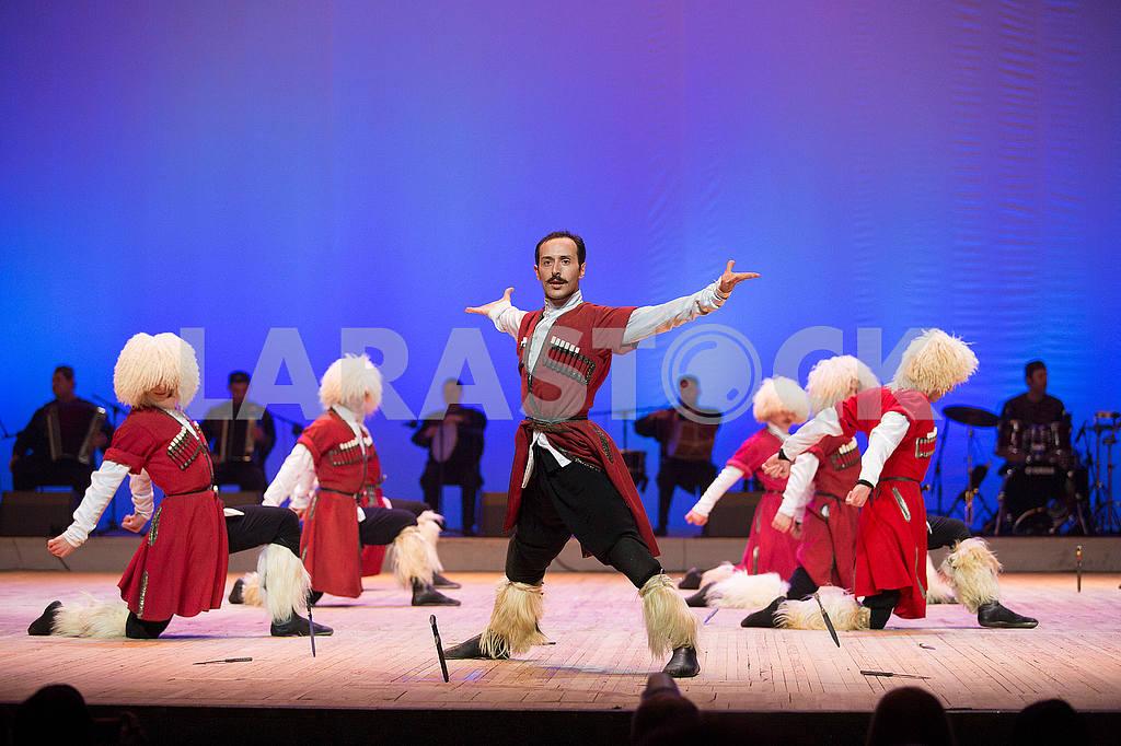 Dance ensemble Sukhishvili — Image 52879