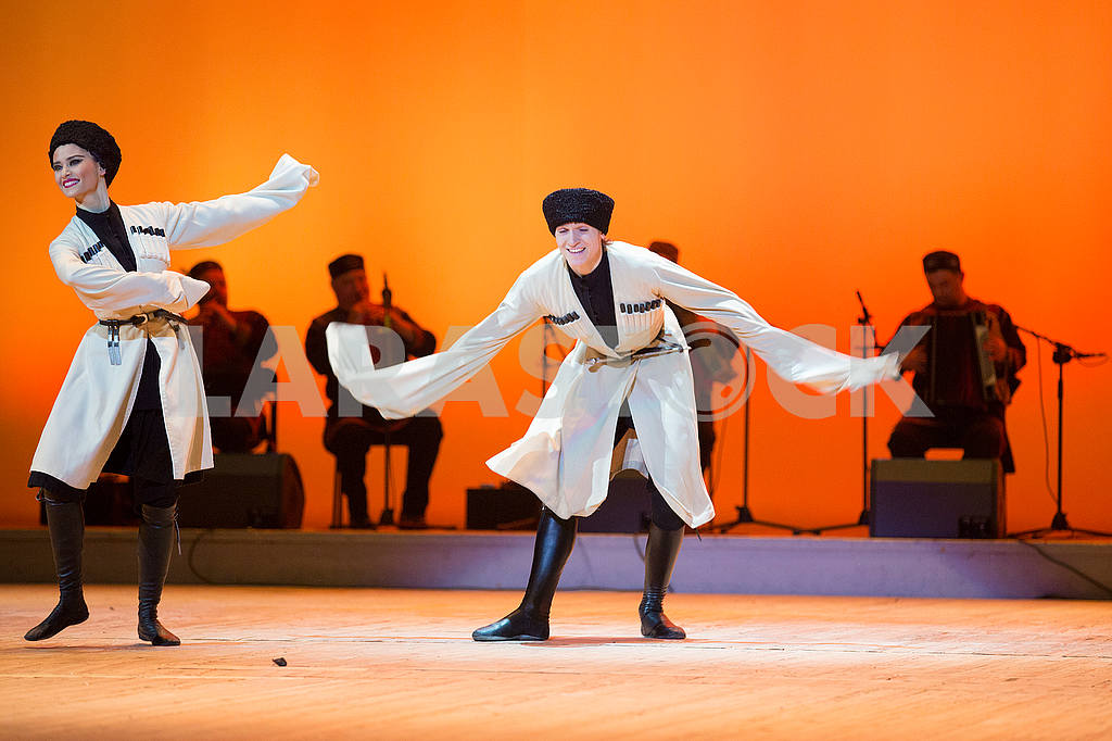 Dance ensemble Sukhishvili — Image 52880