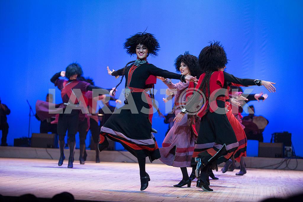 Dance ensemble Sukhishvili — Image 52881