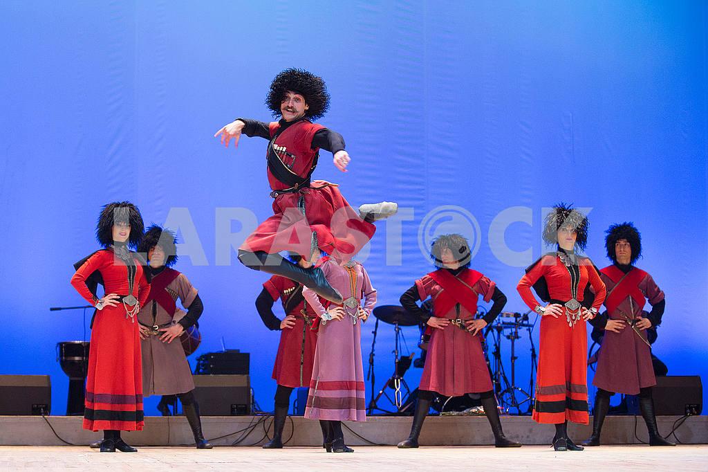 Dance ensemble Sukhishvili — Image 52884