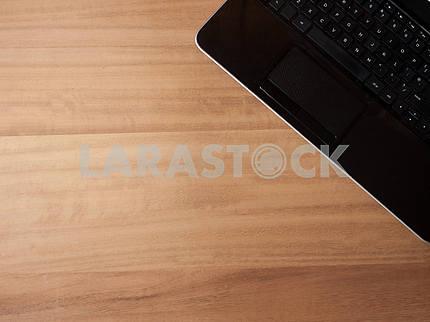 Клавиатура по дереву