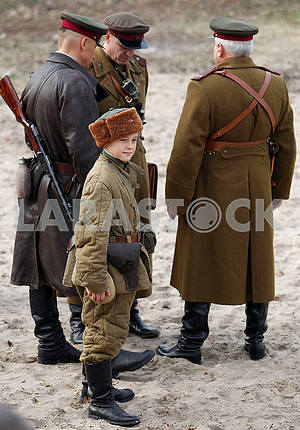 "Historical reconstruction ""Give Kiev"""