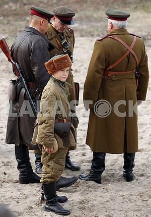 "Historical reconstruction ""Give Kiev"""