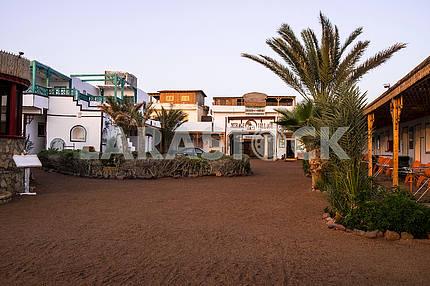 Гостиница в Дахабе