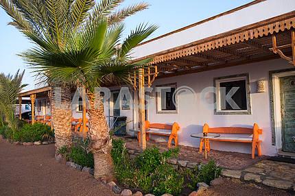 Гостиница Мираж в Дахабе