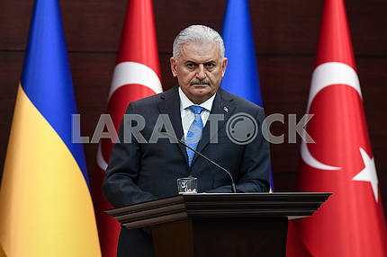 Prime Minister of Turkey Binali Yildirim