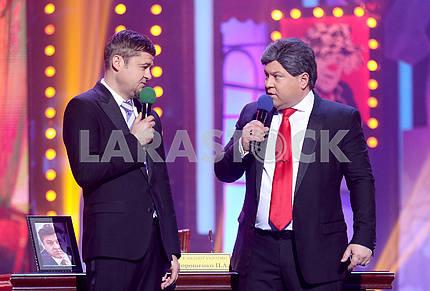 Yuri Krapov and Alexander Pikalov