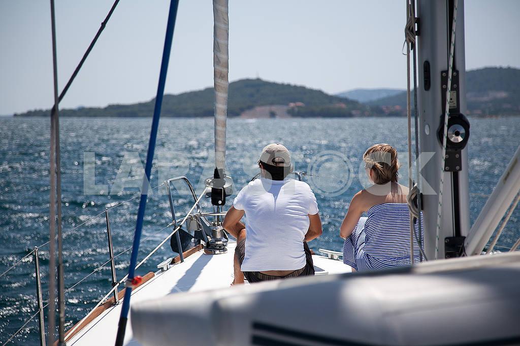 Vacation, travel, sea, friendship — Image 53206