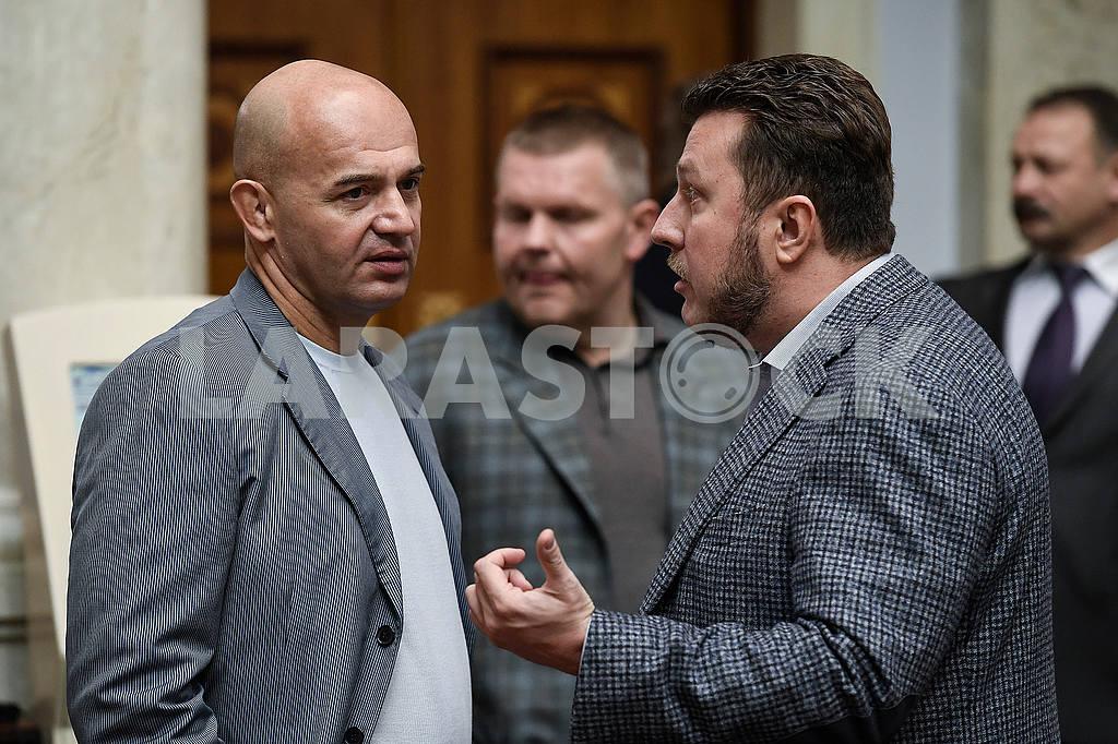 Igor Kononenko and Anton Yatsenko — Image 53250