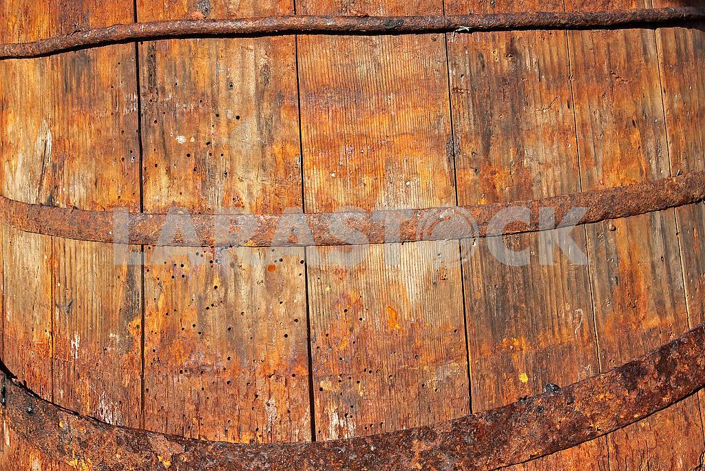 Old wooden barrel — Image 53259