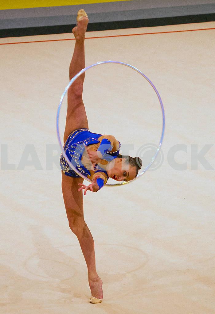 Anna Rizatdinova on the Deriugina Cup — Image 53298