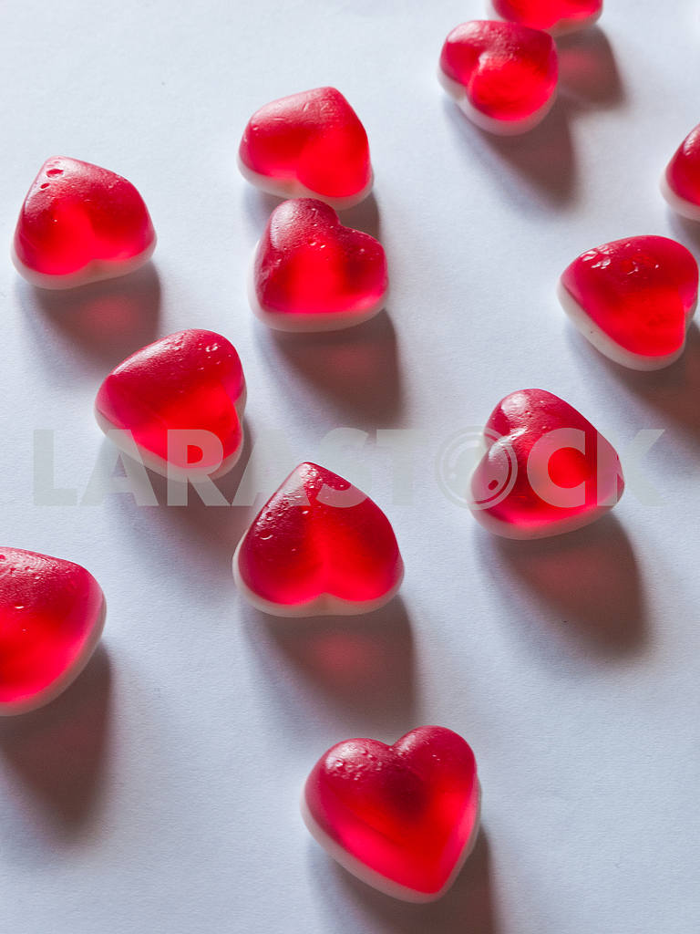 Heart Shaped Sweets — Image 53475