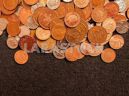 Pile of Coins