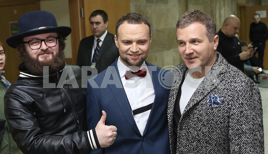 DZIDZIO, Ruslan Kvinta, Yuri Gorbunov — Image 53709