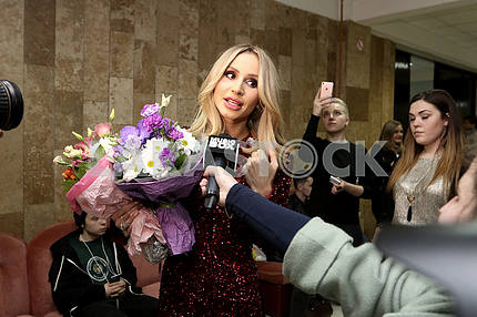 Svetlana Loboda, the singer