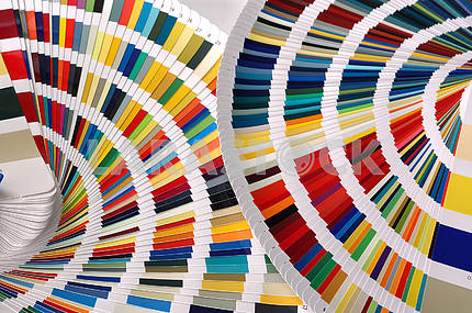 for the selection of paints on cars
