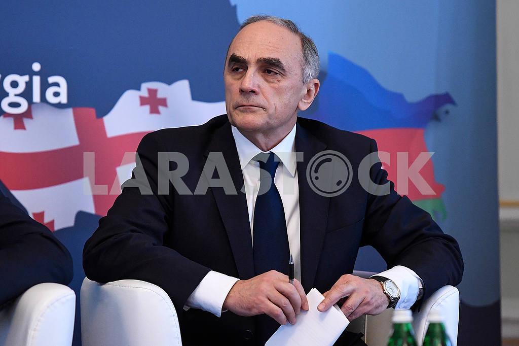 Altai Efendiyev at the GUAM summit — Image 54024