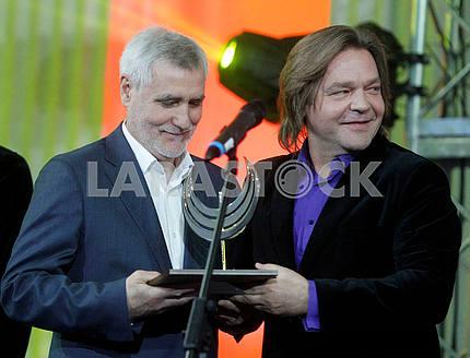 Victor Girich and Alexei Bogdanovich