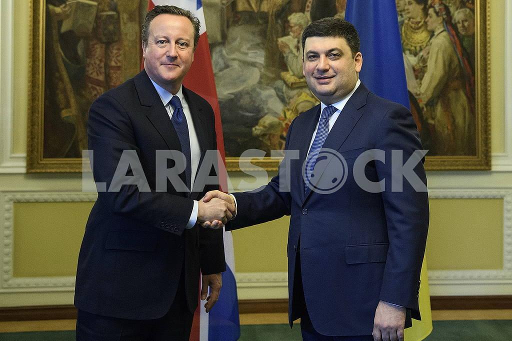 David Cameron and Vladimir Groisman — Image 54069