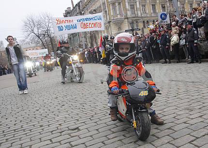 Карнавальное шествие на Юморине