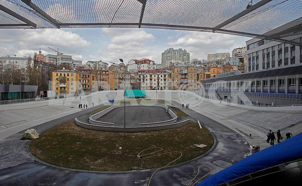 Реконструкция киевского велотрека — Изображение 54131