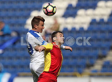 Ruslan Rotan in the match Dnipro - Zirka