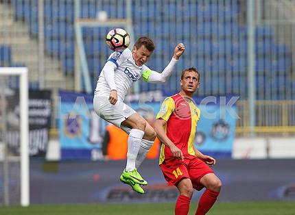 Ruslan Rotan and Artem Sitalo