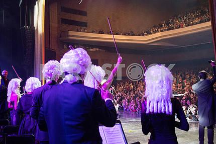 Mozart's Rock Opera