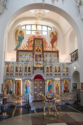 Saint Eugene Cathedral in Buki settlement