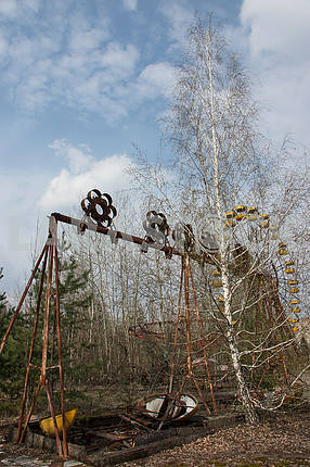 Swing in Pripyat