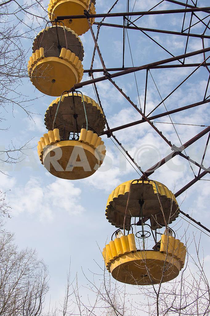 Carousel in Pripyat — Image 54295