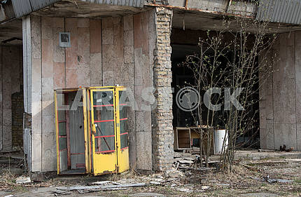 House in Pripyat