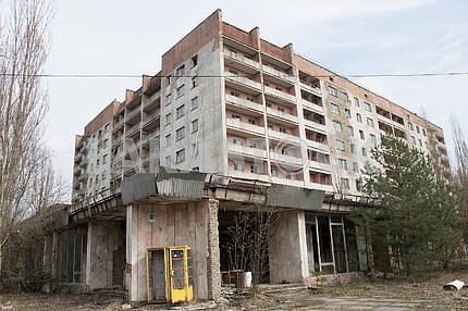 House in Pripyat