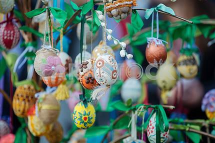 Pisanka at festivals in Uzhhorod